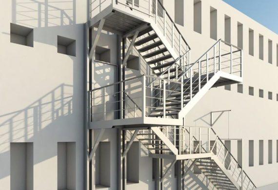 Escaleras basculantes