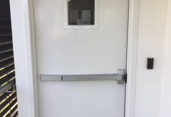 Puertas de emergencia